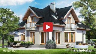 Wybrane projekty domów z kolekcji Wille i Rezydencje