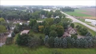 Flood of 2016 - Janesville, Iowa (9-24-16)