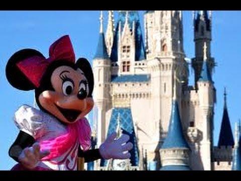 Walt Disney World Magic Kingdom Review 2014 - Orlando Florida