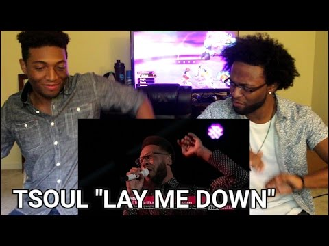 "The Voice 2017 TSoul - Top 11: ""Lay Me Down"" (REACTION)"