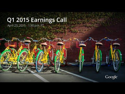 Q1 2015 Earnings Call