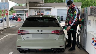 RS3 ABT 😈 500 CHEVAUX 🔥 !!