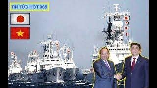 Nhật trao quà Khủng giúp quân đội Việt Nam MẠNH nhất Đông Nam Á, Trung Quốc Cay Cú