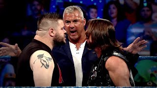 Download Shane McMahon to officiate U.S. Champion AJ Styles vs. Kevin Owens tonight at SummerSlam 3Gp Mp4
