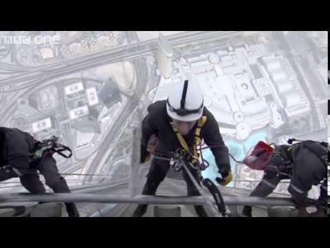 Мойка окон Бурж Халифа (Burj Khalifa) в Дубае