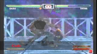 Bloody Roar Extreme (Primal Fury) - Beast Drives