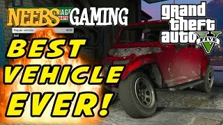 GTA 5:  Best Vehicle Ever!