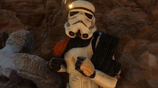 Star Wars Battlefront: Extraction Funny Moments (w/Hemps)