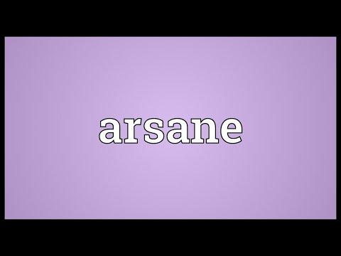 Header of arsane