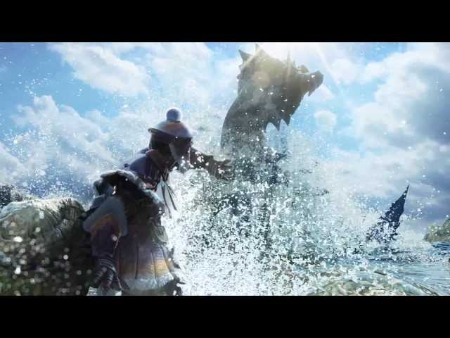 Monster Hunter 3 Ultimate – Release Date Announcement Trailer
