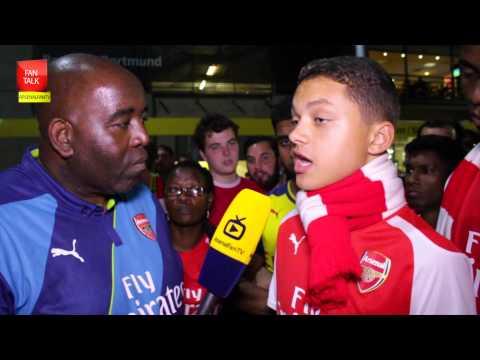 I'm Done Defending Mesut Ozil !!! - Dortmund 2 Arsenal 0