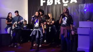 Banda Interligados Advec Paratinga 🎵🎶PRA SEMPRE🎵🎶 com Gabi Ribeiro
