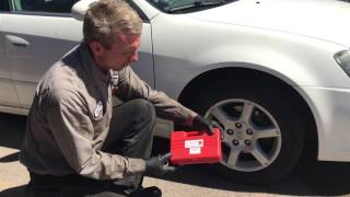 How to use Shankly's professional lug nut socket set
