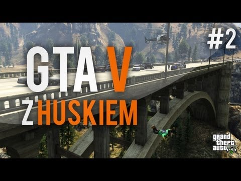 Grand Theft Auto V - HusiekGaming Ep.2