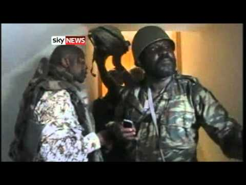 Ivory Coast: Dramatic Video Of Capture Of Former President Laurent Gbagbo