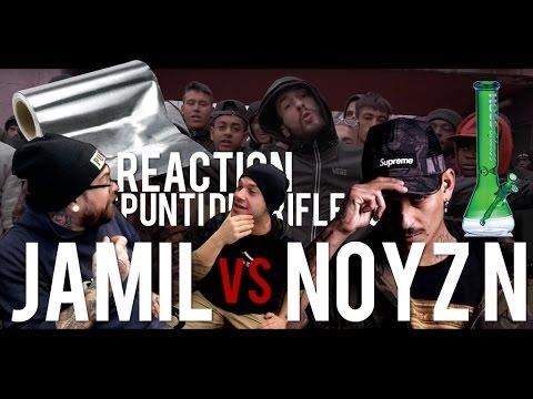 JAMIL - NOYZ DISS | REACTION | SPUNTI DI RIFLESSIONE FADA & BARLOW