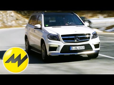Mercedes GL 63 AMG - TEST IT