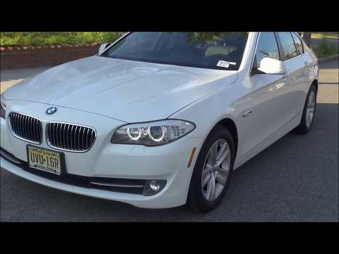 2013 BMW 528i X-Drive In Depth Review. Start Up. Exhaust. Cornering. and Driving Scenes