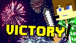 VICTORY! - Minecraft Skywars