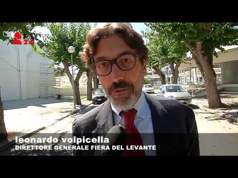 PRESENTATA LA 77° FIERA DEL LEVANTE: INTERVISTA A LEONARDO VOLPICELLA