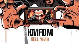 KMFDM - Hell Yeah (Lyric video)