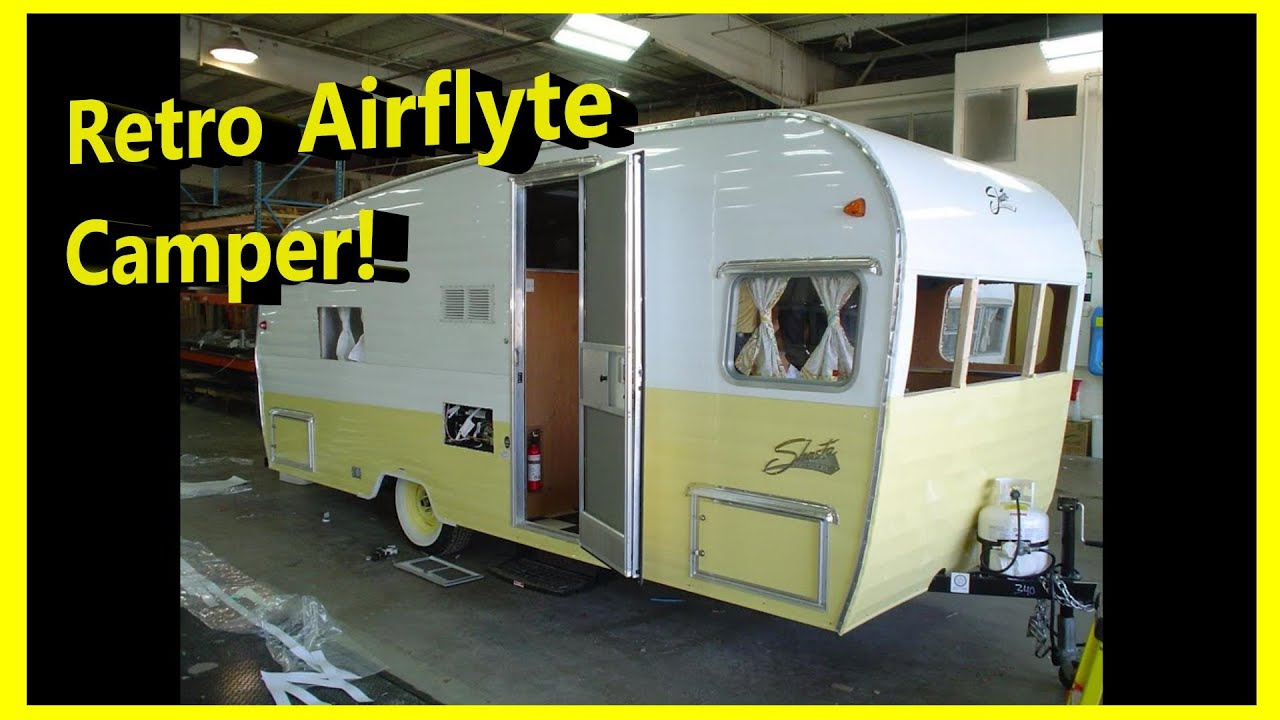 Look Inside The 19 Foot 2015 Shasta Airflyte Reissue