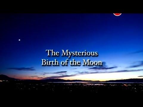 Тайны вселенной: Загадочное рождение Луны   Secrets of the Universe: The birth of the moon.