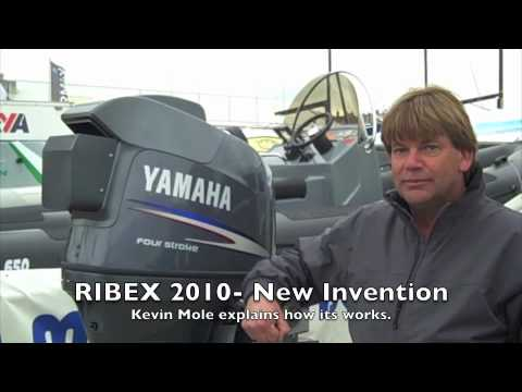 Kevin Mole Invention Ribex 2010