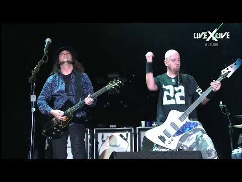System Of A Down - Know【Rock In Rio 2015】[HD]