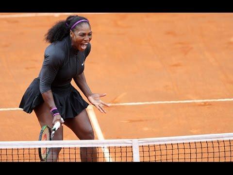 2016 Internazionali BNL d'Italia Semifinal | Serena Williams vs Irina-Camelia Begu | WTA Highlights