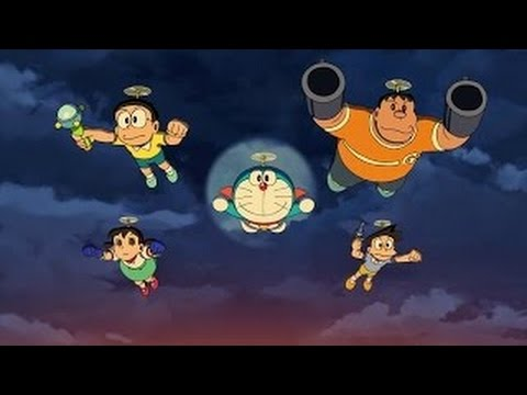 Doraemon And Nobita And The Great Mermaid Battle In Hindi thumbnail
