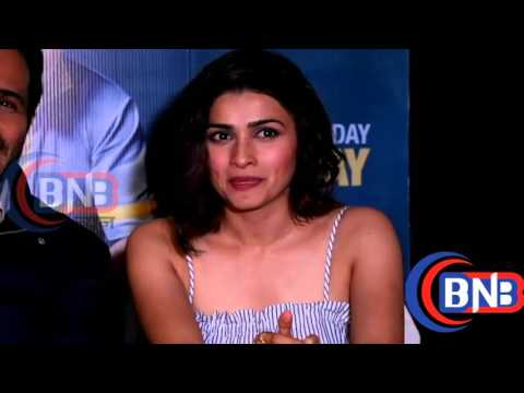 Film azhar interview wid star cast #emrann hashmi #prachi desai