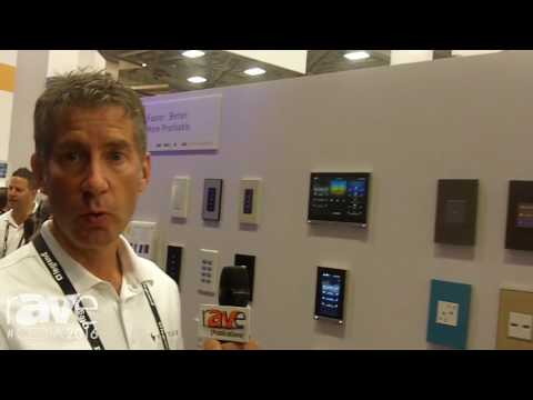 CEDIA 2016: Vantage Shows Different Keypad Options, Equinox Line Of Touchpads and adorne Faceplates