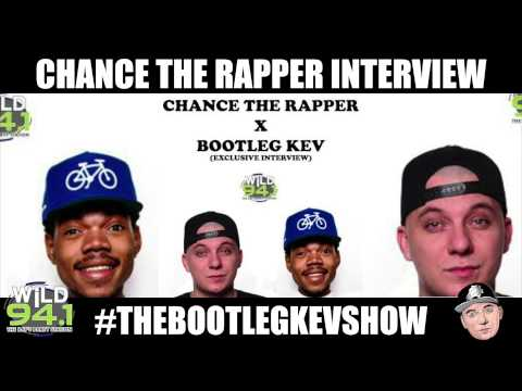 Chance The Rapper Talks Joint Lil B LP w/ Bootleg Kev