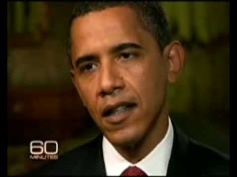 60 Minutes: Obama Reiterates Promise To Close Guantanamo Bay, End Torture