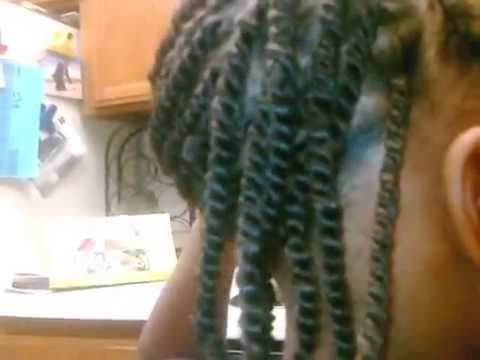 How To Do Nubian Twist/kinky twist