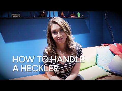 download lagu How To Handle A Heckler: Rachel Feinstein gratis
