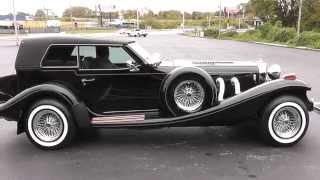 1983 Excalibur Series IV Phaeton | St. Louis Car Museum & Sales