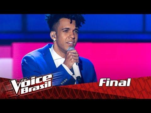 Vinicius D?Black canta ?1 Minuto? na Final ? ?The Voice Brasil? | 6ª Temporada