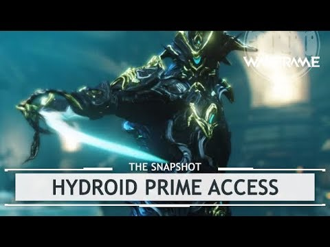 Warframe: Hydroid Prime Access - First Look & Drop Locations [thesnapshot]