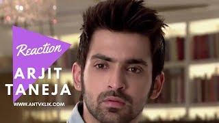Reaction Video  Arjit Taneja Ternyata Dekat Dengan Vishal Singh