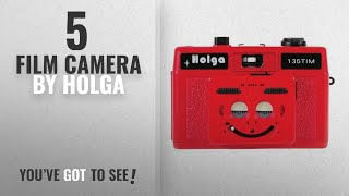 Top 10 Holga Film Camera [2018]: HOLGA 135TIM 35MM 1/2 FRAME TWIN/MULTI-IMAGE CAMERA (RED & WHITE)