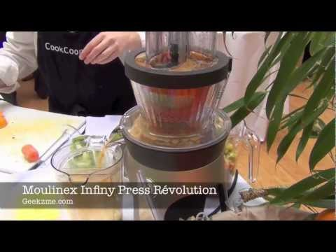 Moulinex infiny press
