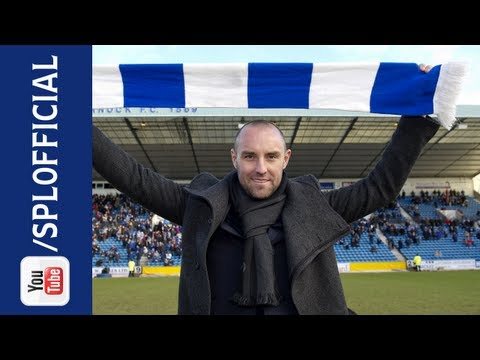 Kris Boyd Returns To Kilmarnock, 23/02/2013