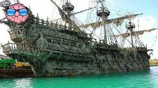 10 REAL LIFE GHOST SHIPS That ACTUALLY EXIST