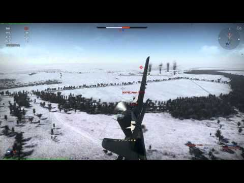 War Thunder #8 - 37mm Cannon And Illness