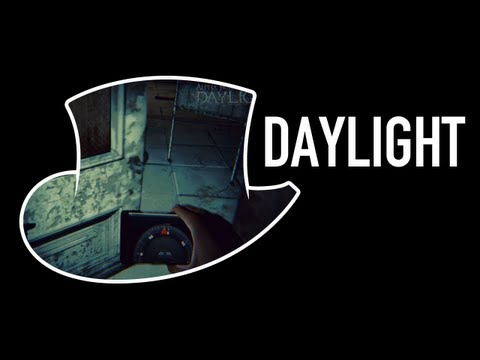 Daylight - Unreal 4 powered survival horror - PAX East 2013