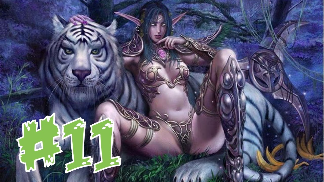 Night elves warcraft 3 porn adult pic