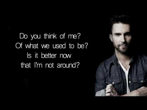 Maroon 5 - Don't Wanna Know (Lyrics) ft. Kendrick Lamar #1