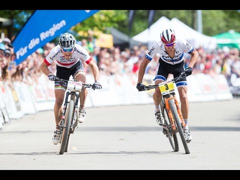 2016 UCI MTB World Cup presented by Shimano // XCO Men - Albstadt (GER)